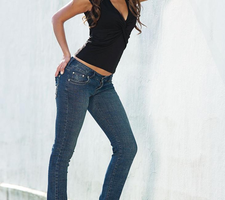 Find de perfekte jeans til din kropsform